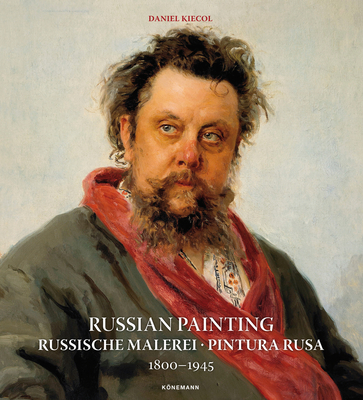 Russian Painting 1800-1945 (Art Periods & Movements) Cover Image