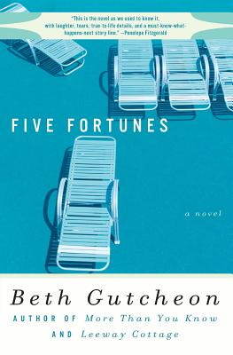 Five Fortunes Cover