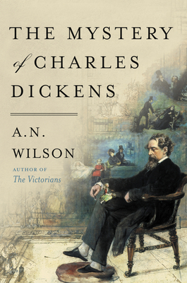 The Mystery of Charles Dickens Cover Image