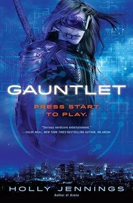 Gauntlet (Arena #2) Cover Image