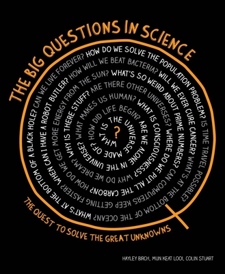 The Big Questions in Science Cover