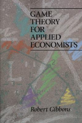 Game Theory for Applied Economists Cover Image