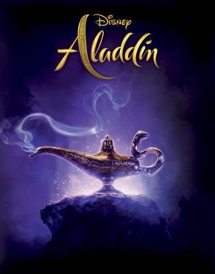 Aladdin Live Action Novelization Cover Image