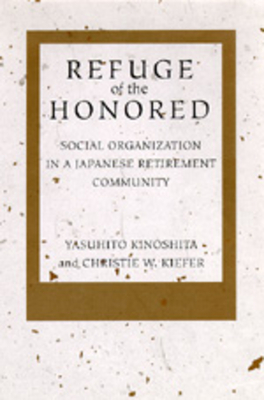 Cover for Refuge of the Honored
