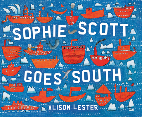 Sophie Scott Goes South Cover