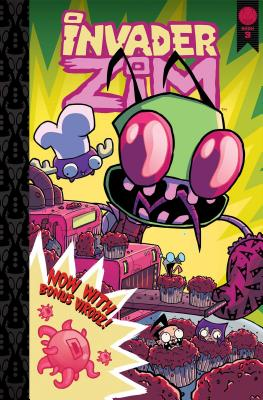 Invader ZIM Vol. 3: Deluxe Edition Cover Image