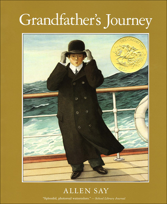 Cover for Grandfather's Journey