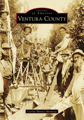 Ventura County (Images of America) Cover Image