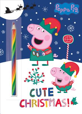 Cute Christmas! (Peppa Pig) Cover Image