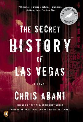 The Secret History of Las Vegas Cover Image