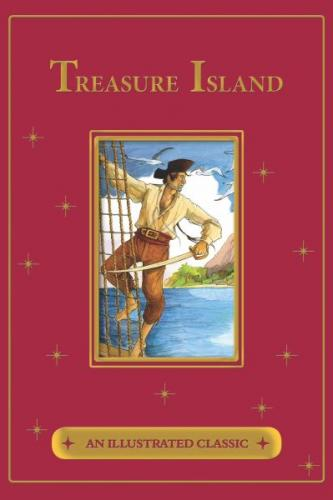 Cover for Treasure Island (An Illustrated Classic)