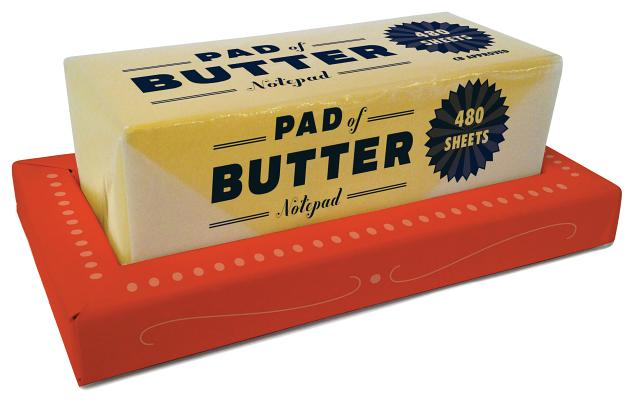 Pad of Butter Cover Image