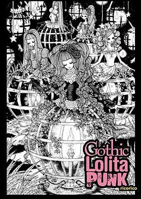 Gothic Lolita Punk Cover