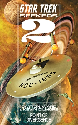 Seekers: Point of Divergence (Star Trek: The Original Series) Cover Image