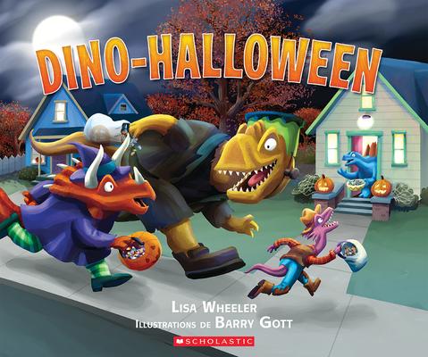 Dino-Halloween Cover Image