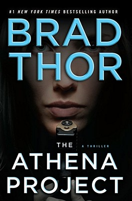 The Athena Project: A Thriller Cover Image