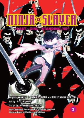 Cover for Ninja Slayer, Part 3