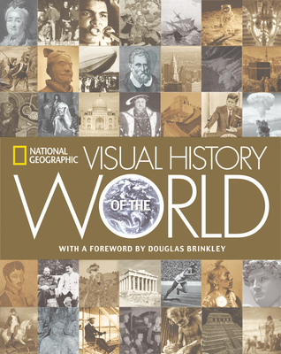 National Geographic Visual History of the World Cover Image