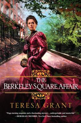 The Berkeley Square Affair Cover