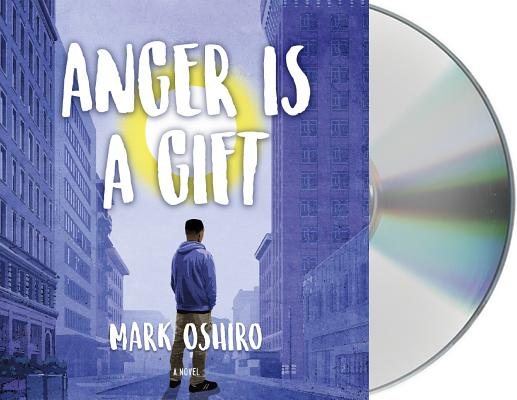 Anger Is a Gift: A Novel Cover Image
