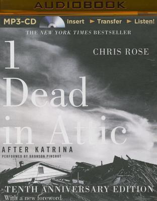 1 Dead in Attic: After Katrina Cover Image