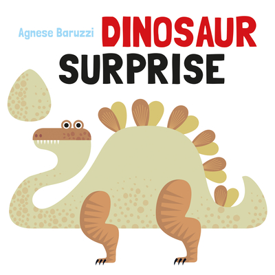 Dinosaur Surprise Cover Image