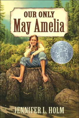 Our Only May Amelia (Harper Trophy Books) Cover Image
