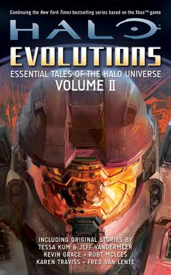 Halo: Evolutions Vol II: Essential Tales of the Halo Universe cover image