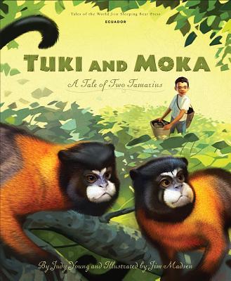 Tuki and Moka Cover