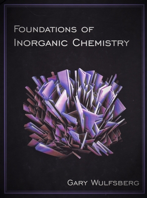 Foundations of Inorganic Chemistry Cover Image