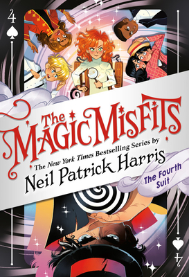 The Magic Misfits: The Fourth Suit Cover Image