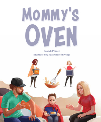 Mommy's Oven Cover Image