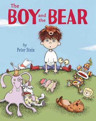 Cover for The Boy and the Bear