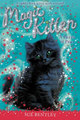 A Puzzle of Paws #12 (Magic Kitten #12) Cover Image