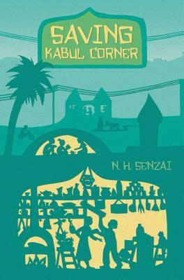 Saving Kabul Corner (The Kabul Chronicles) Cover Image