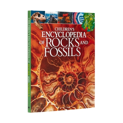 Children's Encyclopedia of Rocks and Fossils Cover Image