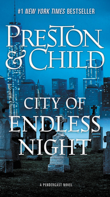 City of Endless Night (Agent Pendergast series #17) Cover Image