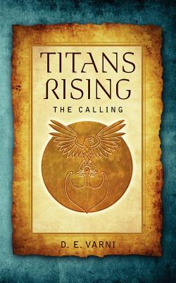 Titans Rising Cover
