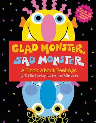 Glad Monster, Sad Monster Cover