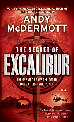 The Secret of Excalibur Cover