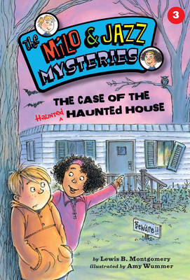 The Case of the Haunted Haunted House Cover