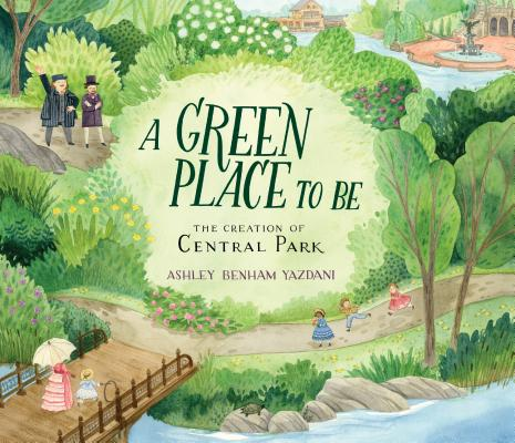 Cover for A Green Place to Be