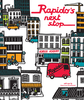 Rapido's Next Stop Cover