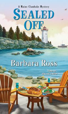 Sealed Off (A Maine Clambake Mystery #8) Cover Image