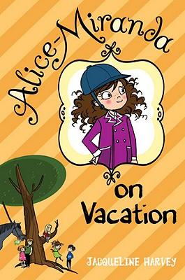 Alice-Miranda on Vacation Cover
