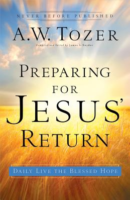 Preparing for Jesus' Return Cover