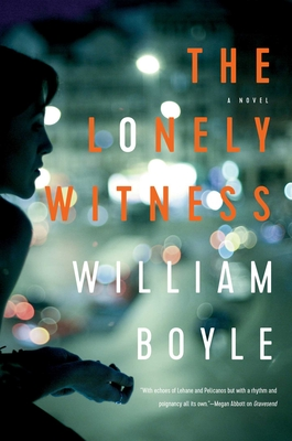 The Lonely Witness: A Novel Cover Image