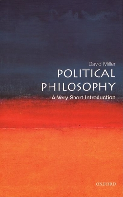Political Philosophy: A Very Short Introduction Cover Image