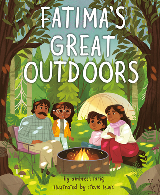 Fatima's Great Outdoors Cover Image