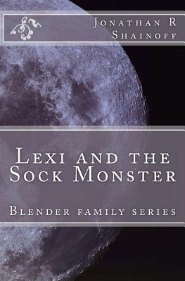 Lexi and the Sock Monster Cover